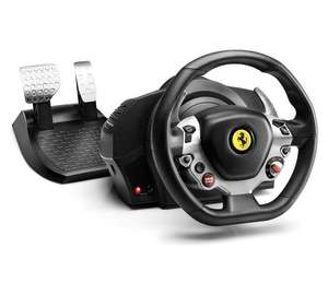 Thrustmaster TX Ferrari 458 Racing Wheel from £329.99 to £242.99 at argos