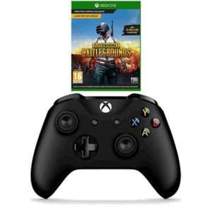 Xbox One controller plus Players Unknown Battleground £38.85 @ ShopTo