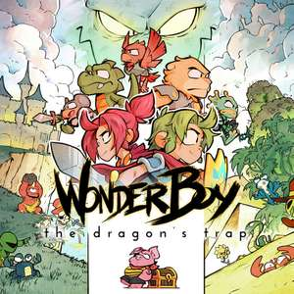 [Nintendo Switch] Wonder Boy: The Dragon's Trap - £8.99 - Nintendo eShop