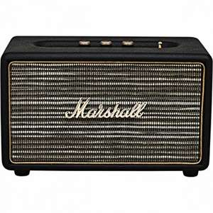 MARSHALL Acton Bluetooth Wireless Speaker - Black £99 free delivery or CC @ Currys / Pc World