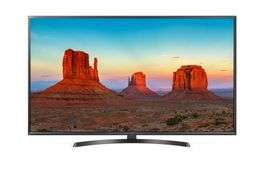 LG 43UK6400PLF 43 inch 4K Ultra HD HDR Smart LED TV Freeview Play 6 year Guarantee included @ Richer Sounds