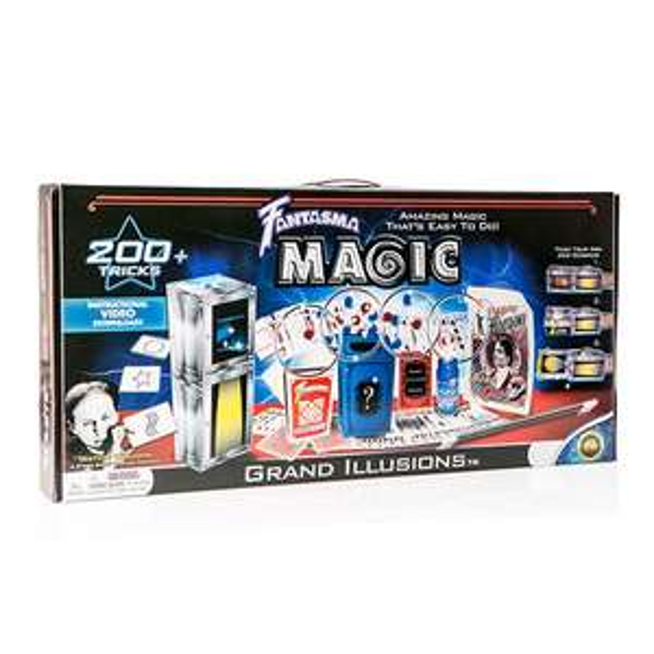 Magic Set £5.00 (was £14.99) Delivered @ Ideal World