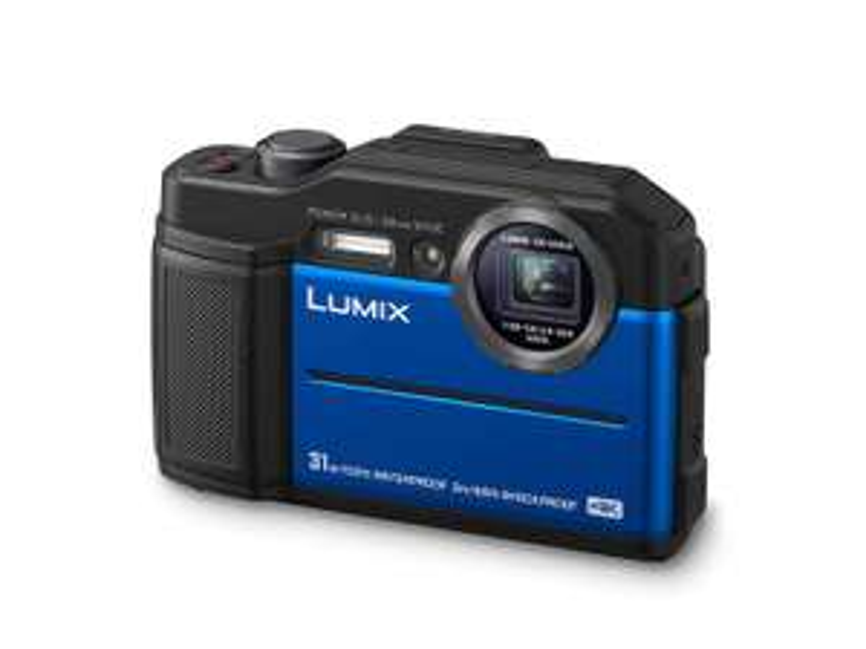 Panasonic Lumix FT7 tough waterproof camera, £299.99 with £100 cashback @ Amazon