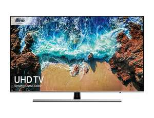 "75"" NU8000 Dynamic Crystal Colour Ultra HD certified HDR 1000 Smart 4K TV - £1,775 @ Samsung"