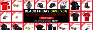 25% off Ducati Clothing & Accessories from Ducati Manchester