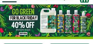 40% off Faith in Nature products