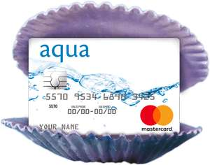5% cashback on spend over £400 until 13 Jan @ Aqua credit card