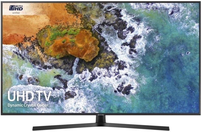 """Samsung UE50NU7400U 50"""" Smart HDR 4K UHD TV - £414.68 @ Ebuyer"""