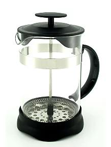 Medium Black Cafetiere  £6.00 free C&C @ George Asda