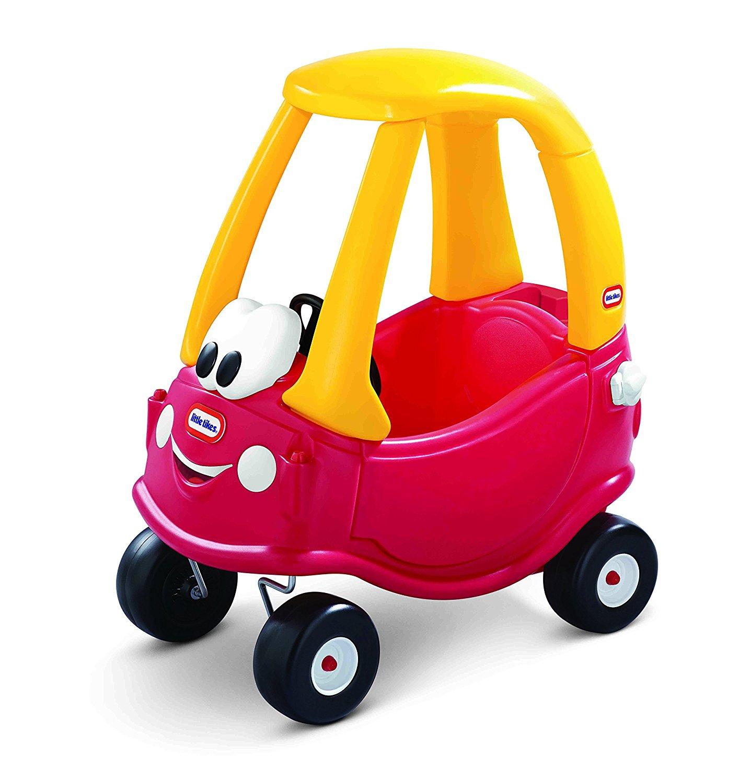 Little Tikes Classic Cozy Coupe Ride-On now £31.99 @ Amazon Prime