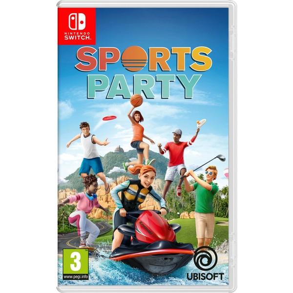 Sports Party Nintendo Switch Game £19.99 @ Smyths