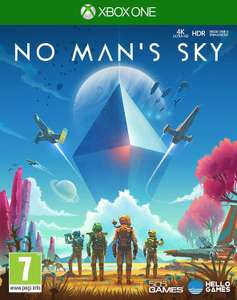 No Man's Sky [Including Updates] - Xbox One [enhanced for Xbox One X - HDR, 4K] - £22.99 Delivered @ Amazon