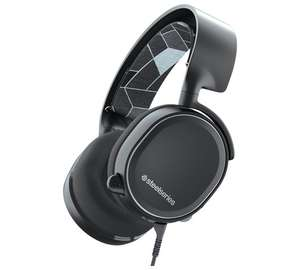 SteelSeries Arctis 3 Console Headset Xbox One/PS4/Switch Agros £33.99