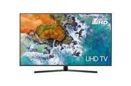 Samsung UE50NU7400 50 inch 4K Ultra HD HDR Smart LED TV with 6 years warranty by Richer Sounds @ £479