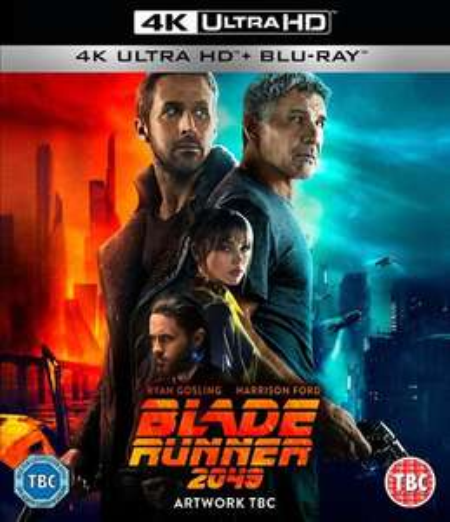 Blade Runner 2049 (4K Ultra HD + Blu-ray + Digital HD) [UHD] £12.59 with code @ ZOOM