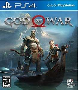 God of War PS4 £13.78 at PlayStation PSN Store Indonesia