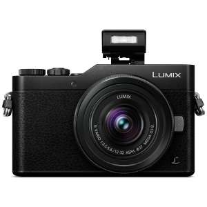 Panasonic Lumix DC-GX800 Camera w/ 12-32mm Lens, 4K Ultra HD,16MP, 4x Zoom, Black for £219 delivered @ John Lewis & Partners (2Yr Guarantee)