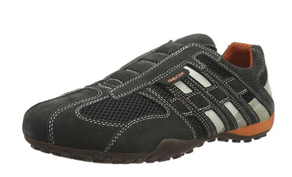 Geox Men Uomo Snake L Low-Top Sneakers £46 @ Aamzon