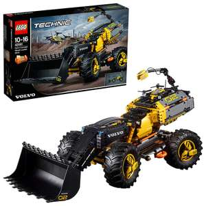 LEGO 42081 Technic Volvo Concept Wheel Loader - £69.99 @ Amazon
