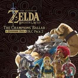 The Legend Of Zelda: Breath of the Wild Expansion Pass on UK Switch Store for £13.49