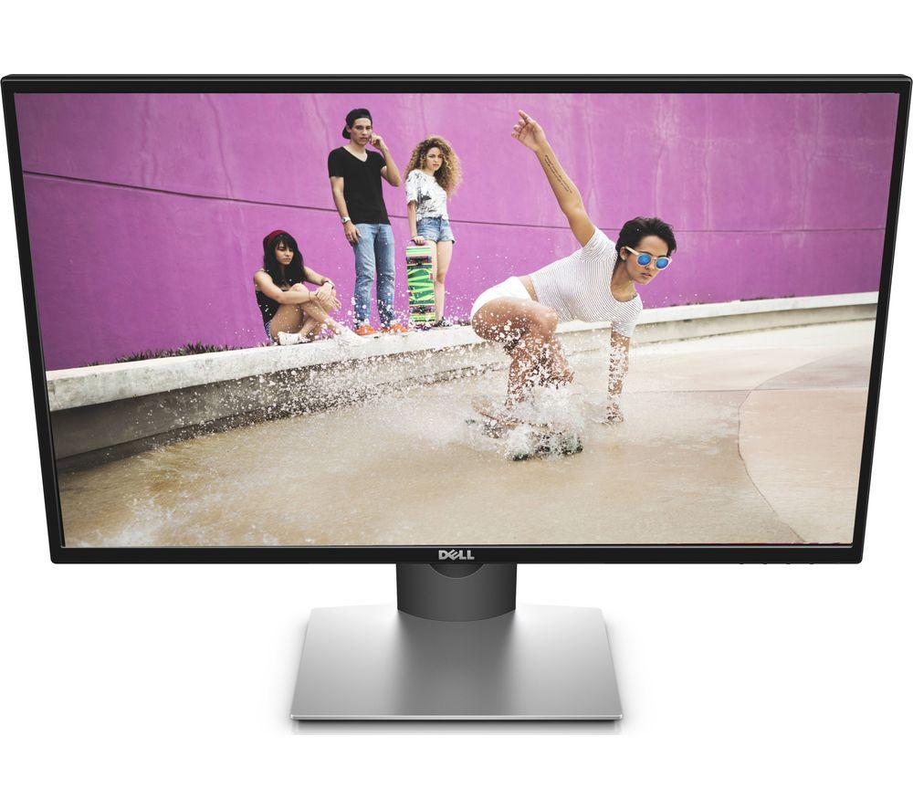 "DELL SE2717H Full HD 27"" LED Monitor - Black, £127 @ Currys"
