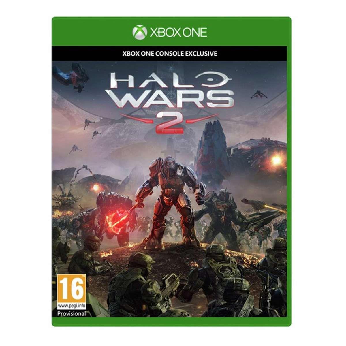 Microsoft Halo wars 2 for X Box oneFor £6.99 Free B&C @ Hughes