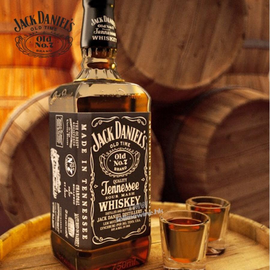 Jack Daniel's Old No. 7 Tennessee Whiskey / Honey Whiskey 70cl - £15 @ Sainsburys & Asda