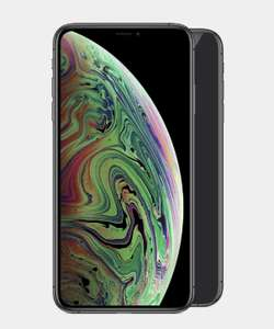 iPhone Xs Max 64GB Space Grey vodafone £37 p/m 24 months - £214.99 upfront - £971 @ BuyMobiles