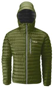 Rab Microlight Alpine Hooded Jacket - £99 @ Taunton Leisure - All sizes available