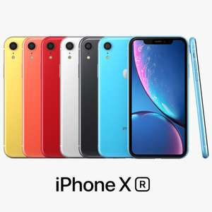 Apple iPhone XR 64GB Unlocked (New) - White/Black/Blue/Yellow/Coral/Red All Available + 1 Year Apple Warranty - £688 Delivered @ WOWCamera