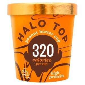 Halo Top - 2 tubs for £5 @ Iceland