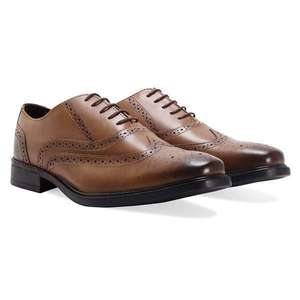 Redfoot men's Neville leather shoes £19.99 Free P&P at Bellsshoes