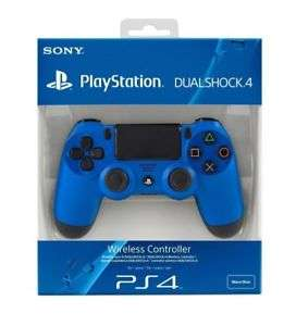 SONY DualShock 4 V2 Wireless Controller - Blue - Currys £29.99 @ Ebay