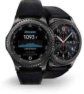 Samsung Gear S3 Frontier Smart Watch - Only £140.28 - Refurbished @ Amazon Warehouse Deal