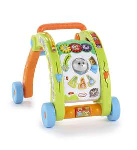 Little Tikes - 3-in-1 Activity Walker - Interactive Trotter English Version @ Amazon Warehouse Deals £19.82 Prime £24.31 Non Prime