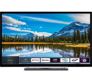 """32"""" Full HD Toshiba 32L3863DBA Smart TV 2018 Model With Freeview Play @Amazon"""