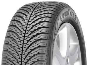 Two Goodyear Vector 4 Season Tyres Fitted (225/40 R18) - Costco £176.98