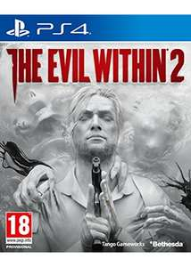Evil Within 2 [PS4] £9.84 @ Base.com