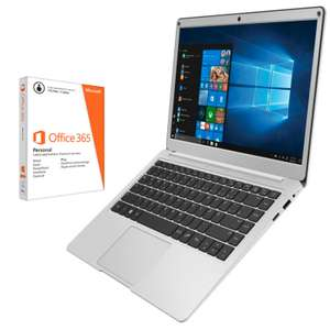 TREKSTOR SURFBOOK A13B Laptop Full HD IPS 4GB with M.2 SSD Expansion - £179.99 @ Ebuyer