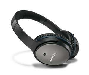 Bose QuietComfort 25 Acoustic Noise Cancelling™ headphones – Apple® devices - £129.95 @ Bose