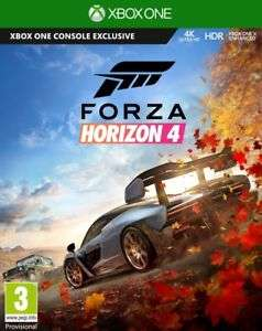 Forza Horizon 4 (Xbox One) £26.85 Delivered @ Shopto via eBay