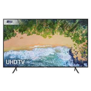 """SAMSUNG UE55NU7100 55"""" Smart Ultra HD Certified 4K HDR 10+ LED TV with Built-in Wi-Fi, TVPlus £450 @ RGB"""