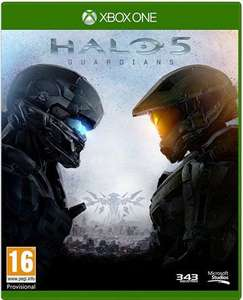 Halo 5: Guardians (Xbox One/X Enhanced) £4 (Used) @ CEX (+1.50 IF You Want It Delivered)