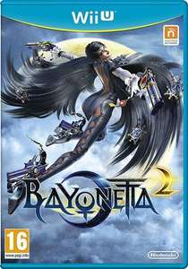 Bayonetta 2 (Wii U) £5 (Used) @ CEX (+£1.50 IF You Want It Delivered)