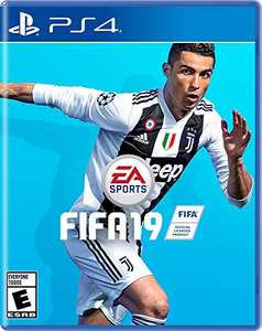 Fifa 19 Standard Edition (PS4) Digital code £22.62 @ Amazon US