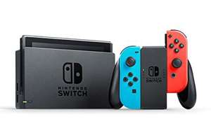 Nintendo Switch With Neon Blue and Red Joy-Con NOW ONLY £232.99! Brand New @ eglobalcentral