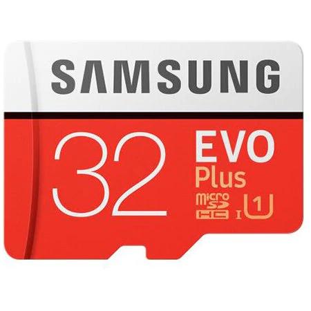 Samsung EVO Plus 32GB Micro SD Card US $4.14 (~£3.24) Shipped @ Rosegal
