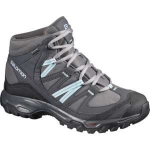 Salomon Women's Mudstone Mid 2 GTX Boots, £50 with code at Wiggle