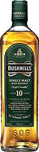 Bushmills 10 year old Irish single malt whiskey 70cl £20.99 @ Amazon - Deal of the day