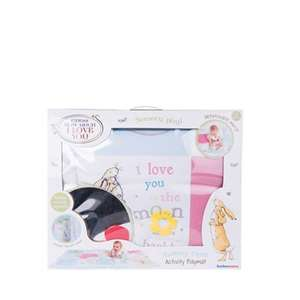 Guess How Much I Love You Playmat at Debenhams for £23.49 free C&C